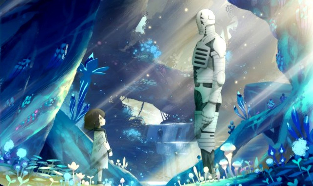 Lanzan trailer del anime Somali and the Forest Spirit