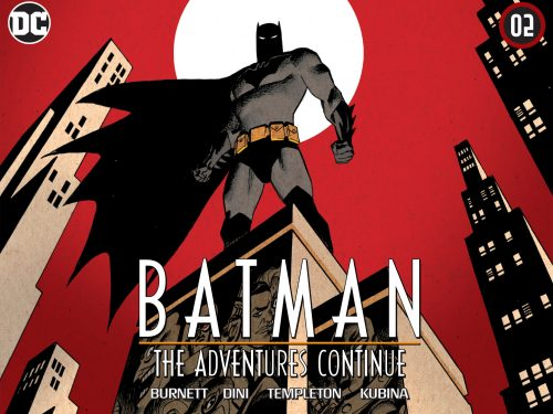Batman: The Adventures Continue revela lo que le sucedió a Superman
